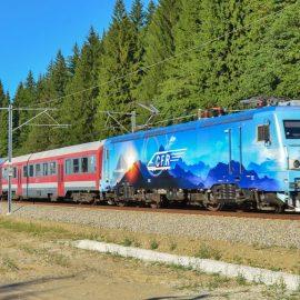 Glasul roţilor de tren / CFR Călători, 2020, Românistan